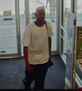 Suspect in CVS Pharmacy Robbery