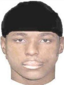Initial Composite of Suspect