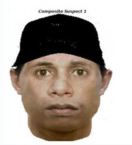 Composite of Unidentified Suspect