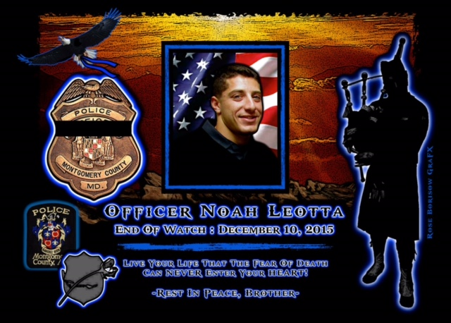 Officer Noah Leotta