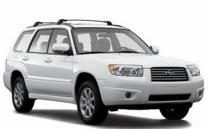 2008 Forester Representation, Not Actual Vehicle
