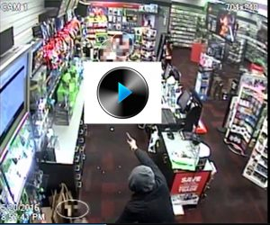 Video of GameStop Robbery