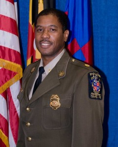 Assistant Chief Darryl McSwain