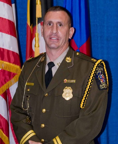 Assistant Chief, Luther Reynolds