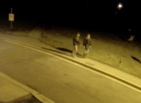 Suspects in vandalism to John Poole Middle School
