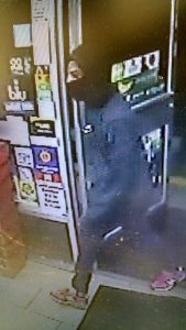 Suspect #2 in 7-Eleven Armed Robbery